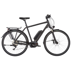 Ortler Bozen Premium Bicicletta elettrica da trekking nero